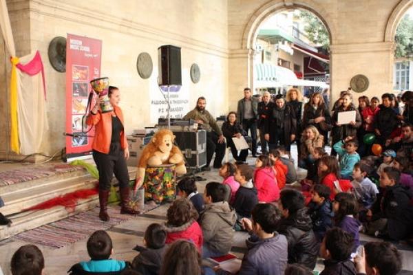 Χριστουγεννιάτικες Εκδηλώσεις - Δεκέμβριος 2012