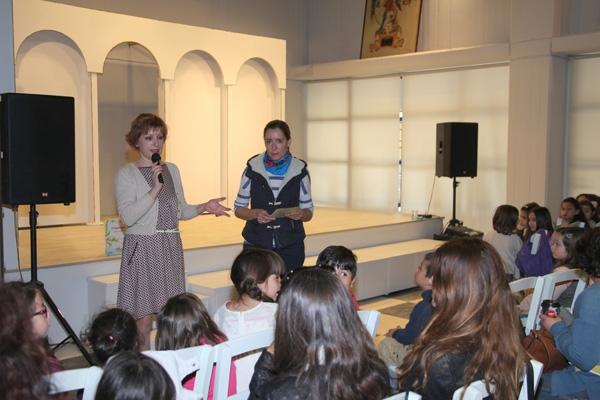 Παγκόσμια Ημέρα του Παιδικού Βιβλίου